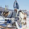 Виктор Назаров засвидетельствовал дружбу Деда Мороза и Аяз Ата