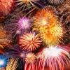Омичи выкладывают в Сеть фотографии с фестиваля фейерверков