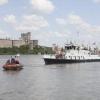 На Иртыше под Омском обнаружены два тела, предположительно, пассажиров затонувшей яхты
