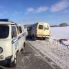 В смертельном ДТП в Омской области погибло пять человек