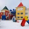 В Омске построят детсад в виде замка с зимним садом