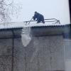 Об ответственности за нарушение требований по уборке снега и наледей
