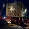 В омском общежитии в огне погибли три женщины и двое детей