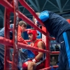 Омский велотрек принимает участников турнира по боксу памяти Малунцева