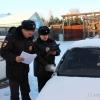 В омском регионе водитель второй раз попался пьяным за рулем
