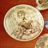 Сувениры к 300-летию Омска начали изготавливать в исправительной колонии №3