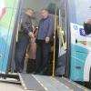 Бурков и Фадина оценили комфорт новых автобусов