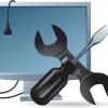 Решение проблемы с качеством изображения - ремонт монитора