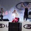 На праздновании 300-летия Омска Митя Фомин исполнил «Катюшу»