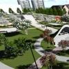 В Омске для создания парка на Московке-2 убрали гаражи