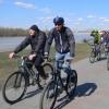 В Омске велопробег Tour de Siberia 2015 собрал 85 велосипедистов