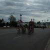 В субботу в Омске перекроют дороги для пешеходов и велоспортсменов