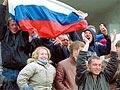 Участники клуба проявили государственно-патриотический интерес