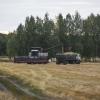 В хорошую погоду омские аграрии убрали рекордное количество площади