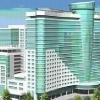Летом в Омске начнут строить Hilton напротив Успенского собора
