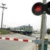 Под Омском водитель ВАЗа погиб при столкновении с поездом