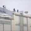 ГЖИ Омской области провела внеплановую проверку уборки снега с крыш