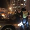 В центре Омска у кинотеатра «Маяковский» возникла пробка из-за операции «Перехват»