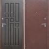 В чем отличие металлических дверей от железных?