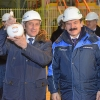Андрей Новоселов поздравил ГК «Титан» с 500-тысячной тонной полипропилена