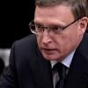 Бурков улетел из Омска на форум в Челябинск, где будут Путин и Назарбаев