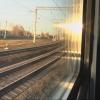 Два пригородных поезда будут останавливаться в Юнино Омской области