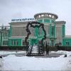 При строительстве пригородного вокзала в Омске было обнаружено воинское захоронение