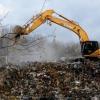На вывоз мусора с незаконных свалок в Омске тратят 60 млн рублей в год