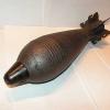 Омич купил боевую мину, чтобы сделать из неё сувенир