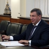 """Министр регионального развития и губернатор Омской области построят """"Федоровку"""""""