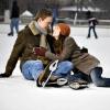 Влюбленных омичей приглашают на парные катания на коньках