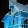 В Омске закрывается популярный ледовый городок