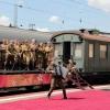 На ж/д станциях в Омской области пройдут концерты