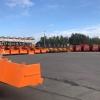Омск торжественно получил 81 единицу спецтехники для уборки дорог