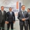 Министр культуры поздравил омичей с открытием Центра «Эрмитаж-Сибирь»
