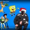 Омские заключенные ИК-7 отметили Новый год собственным «Ералашем»