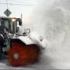На дороги Омска высыпали уже более 2,5 тонн песко-соляной смеси