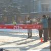 На холодном забеге в Омске первыми стали участники из Уфы и ХМАО
