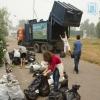27 тысяч омичей вместе с представителями власти вышли на субботник к 300-летию Омска