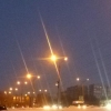 Мэрию Омска обязали установить фонари на улице Орловского через суд