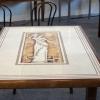 Достоинства кухонного стола с керамической плиткой