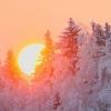 В ближайшие дни в Омской области будет то морозно, то тепло