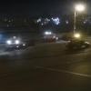 Уборочные машины в Омске под утро водили хоровод
