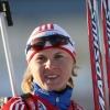 Омская биатлонистка готовится к первому этапу Кубка мира