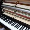 В омские ДШИ привезли два новых пианино