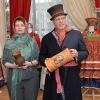 Буркова и Фадину превратили в сибирских крестьян