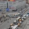 """Фотография омской пробки у """"Каскада"""" стала хитом в социальных сетях"""