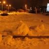 Вандалы оставили Снегурочку из «Зелёного острова» без головы