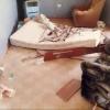 Выпускник детдома в Омске «убил» квартиру, предоставленную государством