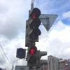 Еще на двух перекрестках Омска у светофоров появится пешеходная фаза